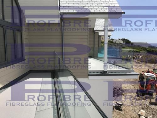 Fibreglass Balconies Cornwall - Pro Fibre