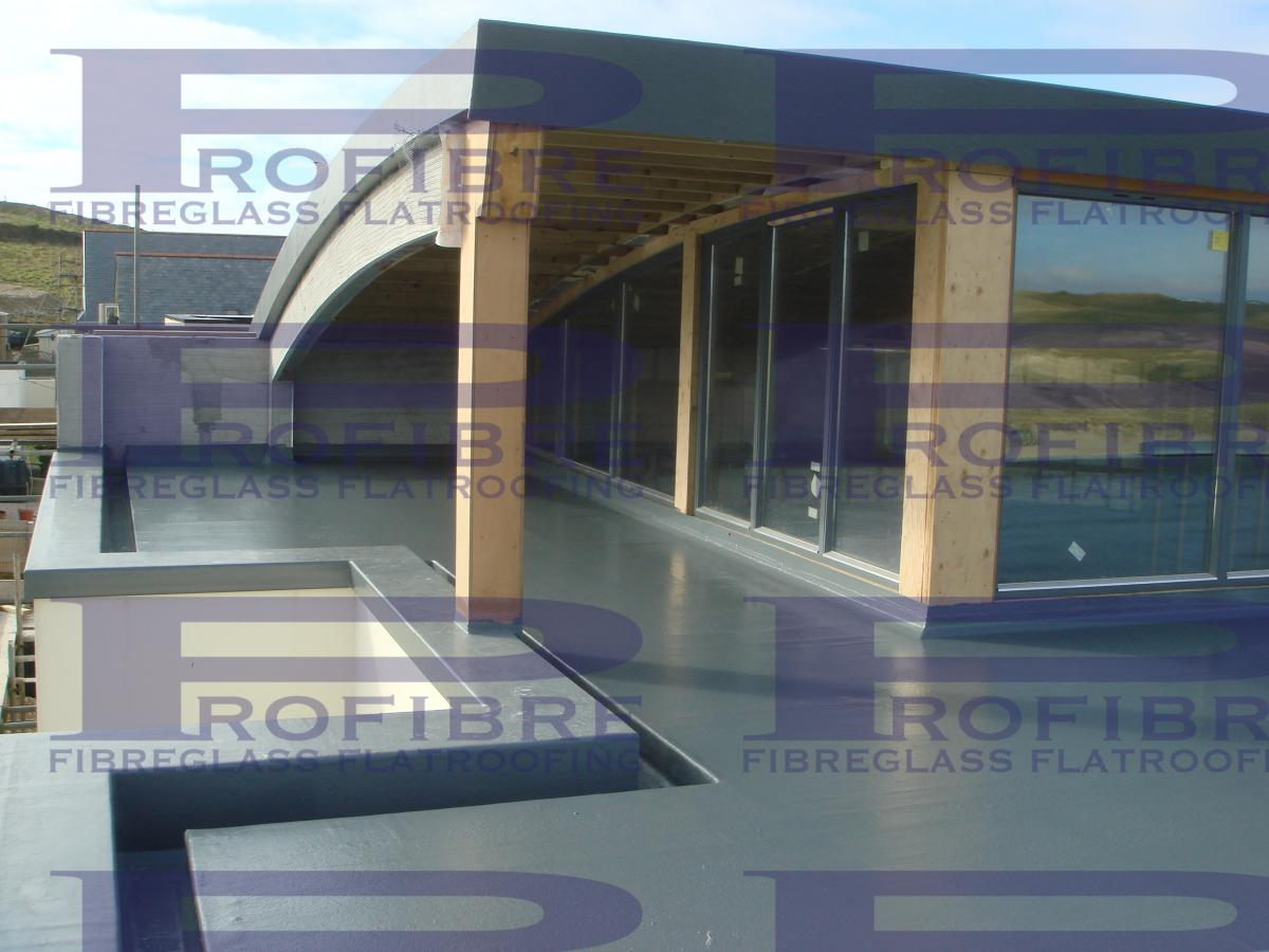 Fibreglass Roofs Cornwall - Pitched and Flat Roofs - Pro Fibre
