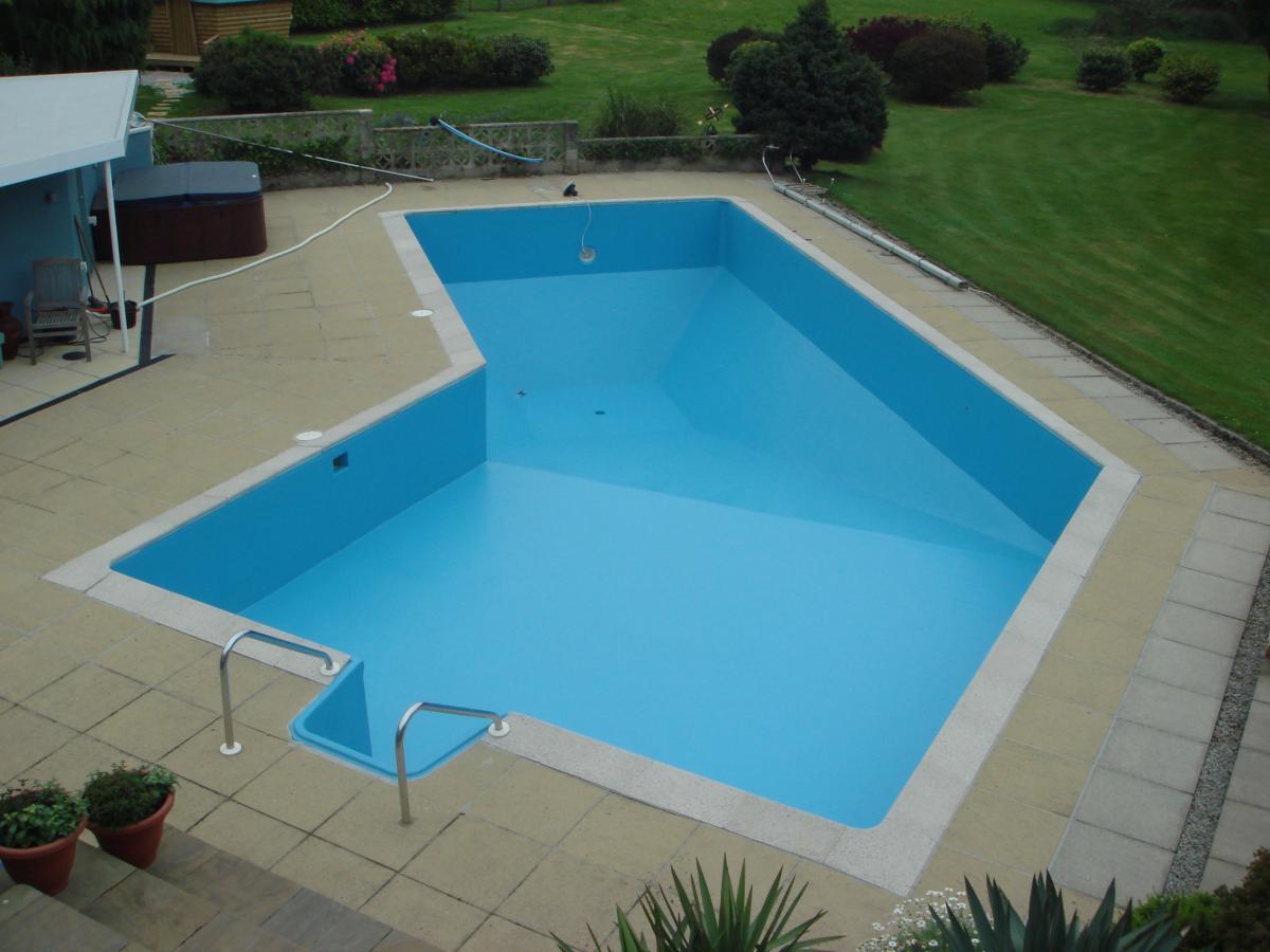 Swimming Pool Linings Cornwall - Fibreglass Pool Linings ...