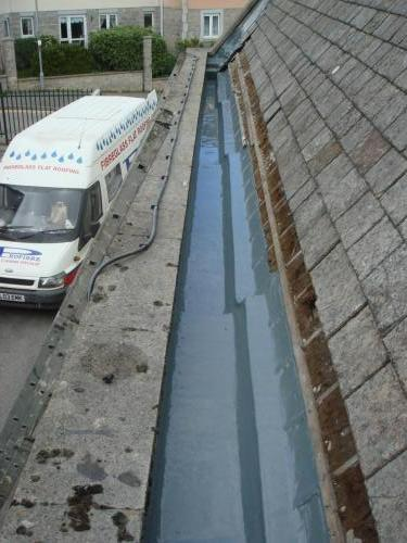Box & Valley Gutters - Pro Fibre In Cornwall